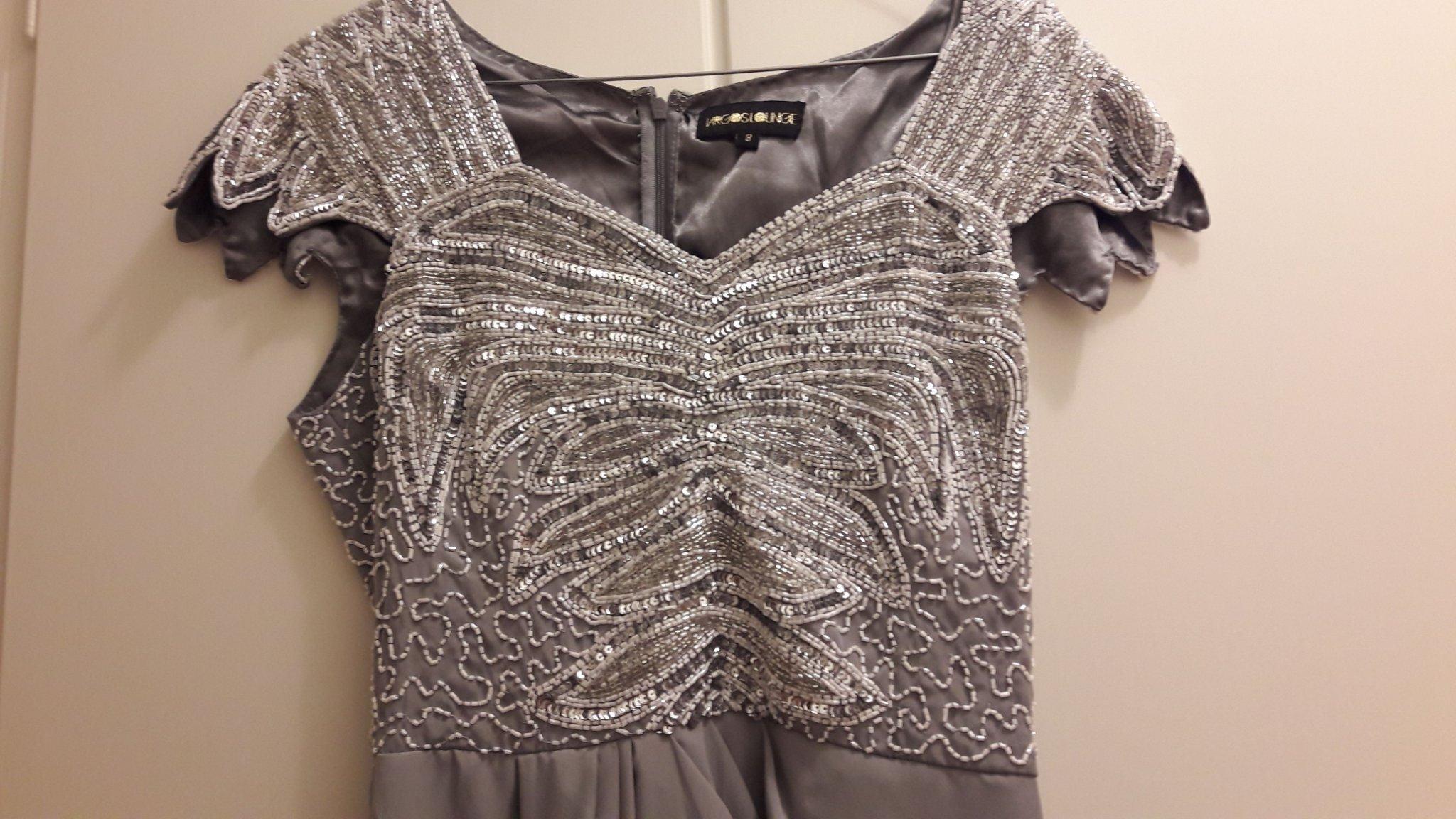 291886e503ef Festklänning, Aftonklänning, Klänning, Strl: S (352385988) ᐈ Köp på ...