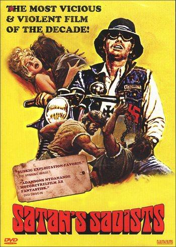 Satans Sadists (1969) Al Adamson med Russ Tambl.. (267491278) ᐈ Köp ... 9fb6eac08b48d