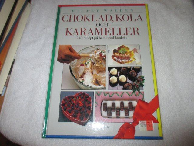 recept på chokladkola