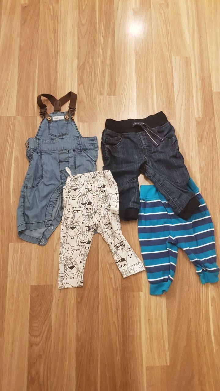 Paket med barnkläder storlek 62 68 (323658715) ᐈ Köp på Tradera 885db94993523