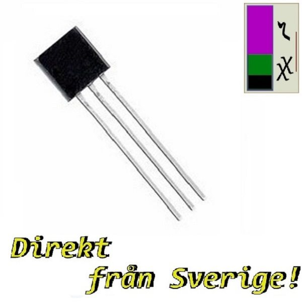 4 st Dallas Maxim Temperaturgiv.. (318448288) ᐈ AutemaElektronik på ... 91f30855e16fe