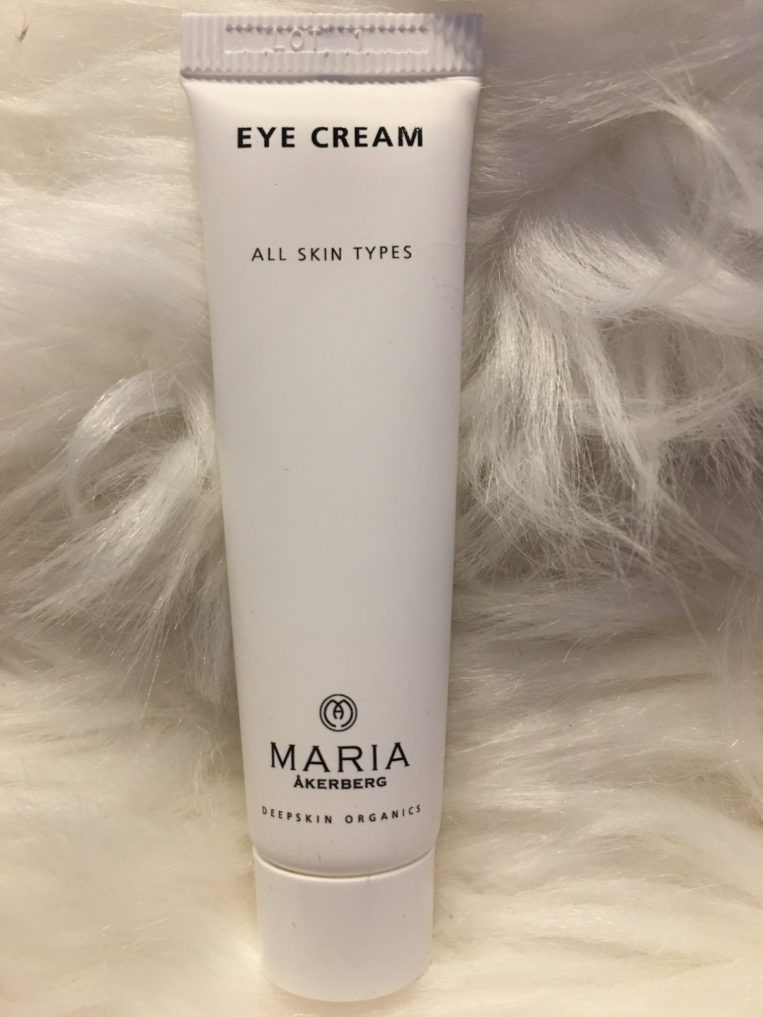 maria åkerberg ögoncreme