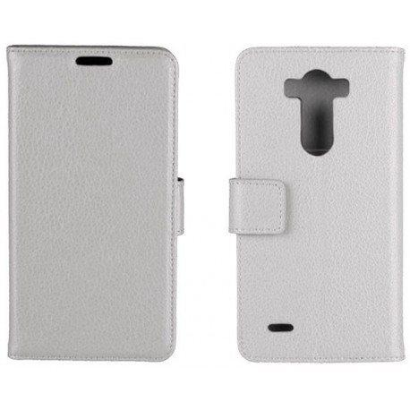 Mobilplånbok LG G3 Mini Färg  Vit (269946505) ᐈ CaseOnline på Tradera c68ea3d389413