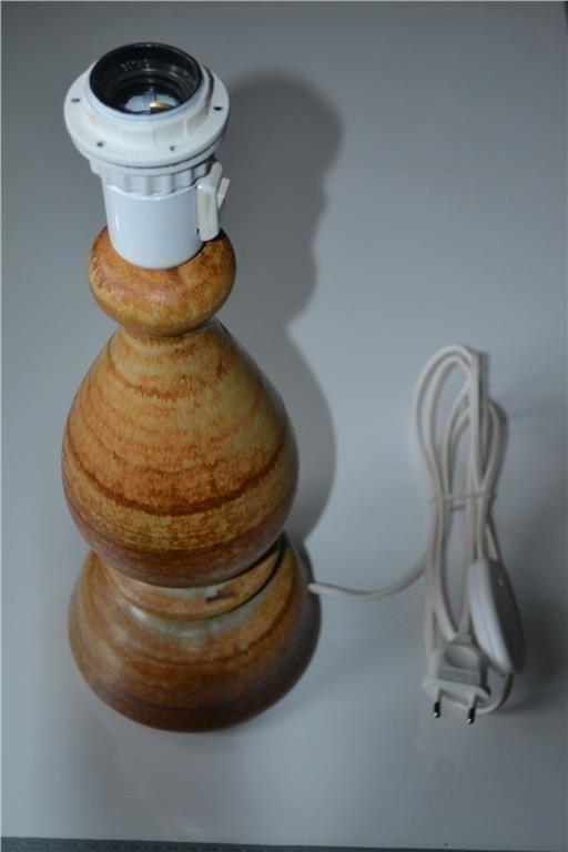Fin bordslampa Retro från EGO stengods Atelje på Tradera.com - : bordslampa retro : Inredning