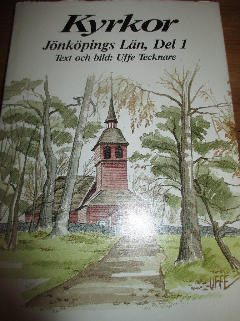 Kyrkor, Jönköpings län del 1. Jönköping