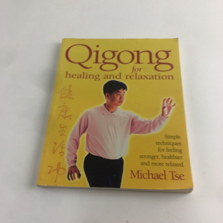 Bok, Qigong for healing and relaxation, Michael Tse, Pocket