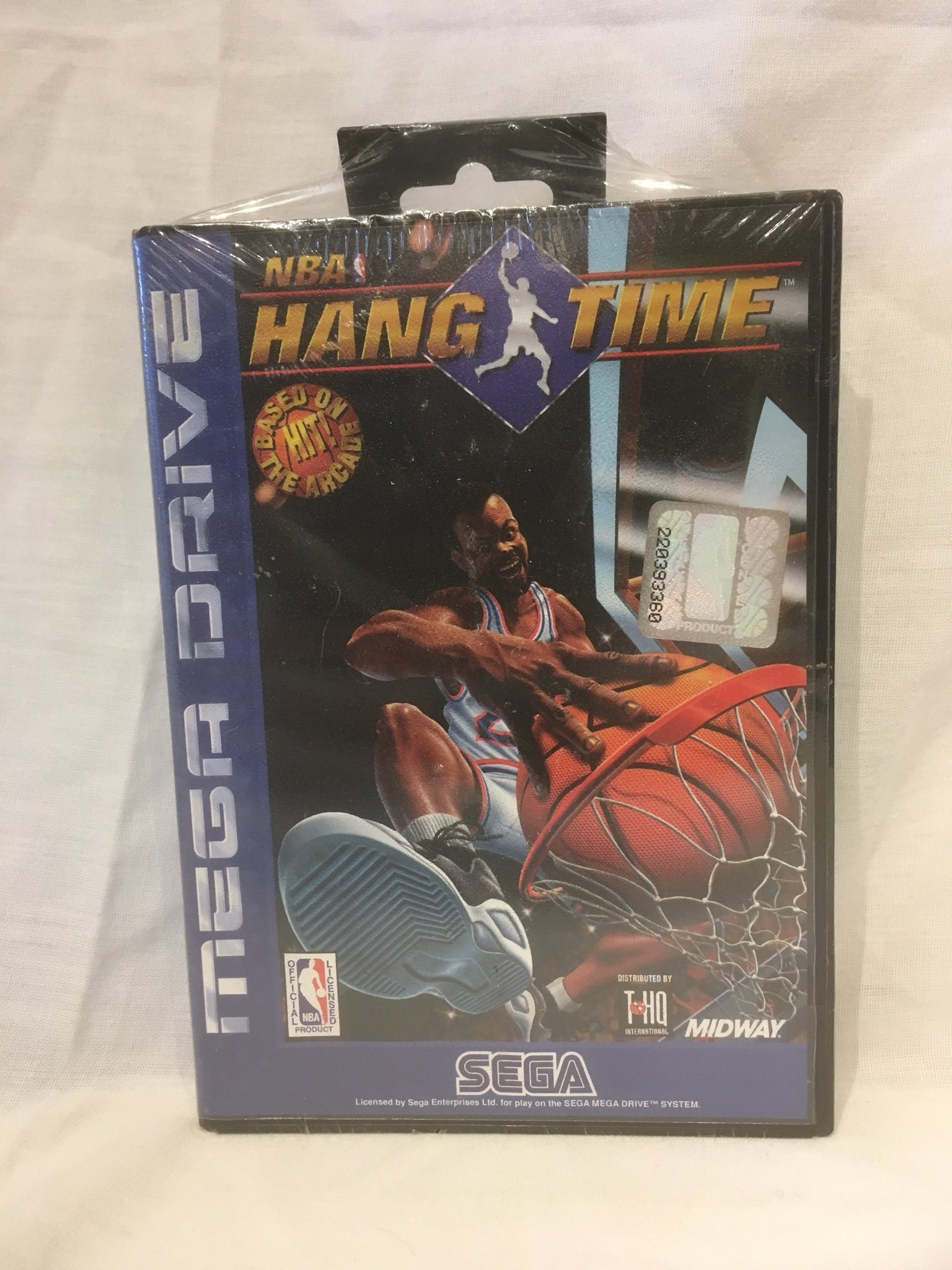 Sega Mega Drive, NBA Hang Time