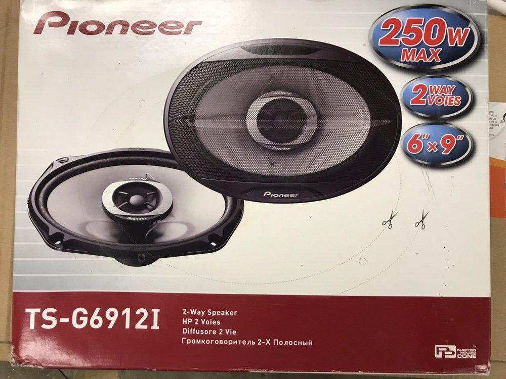 Fräscha Pioneer högtalare till bil, båt, husvagn eller .. (356030181) ᐈ KI-91