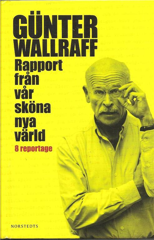 Image result for günther wallraff books