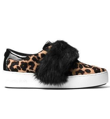 michael kors skor leopard