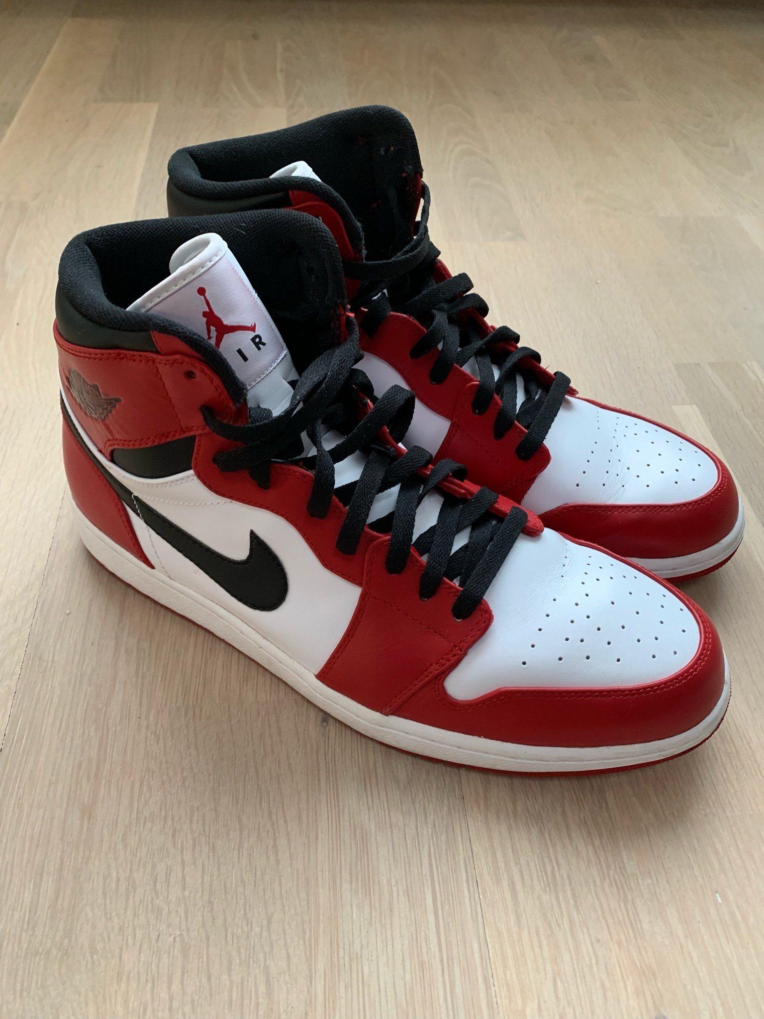 "competitive price 45b1c b7a92 Nike - Air Jordan 1 - ""Chicago"" us13 ..."