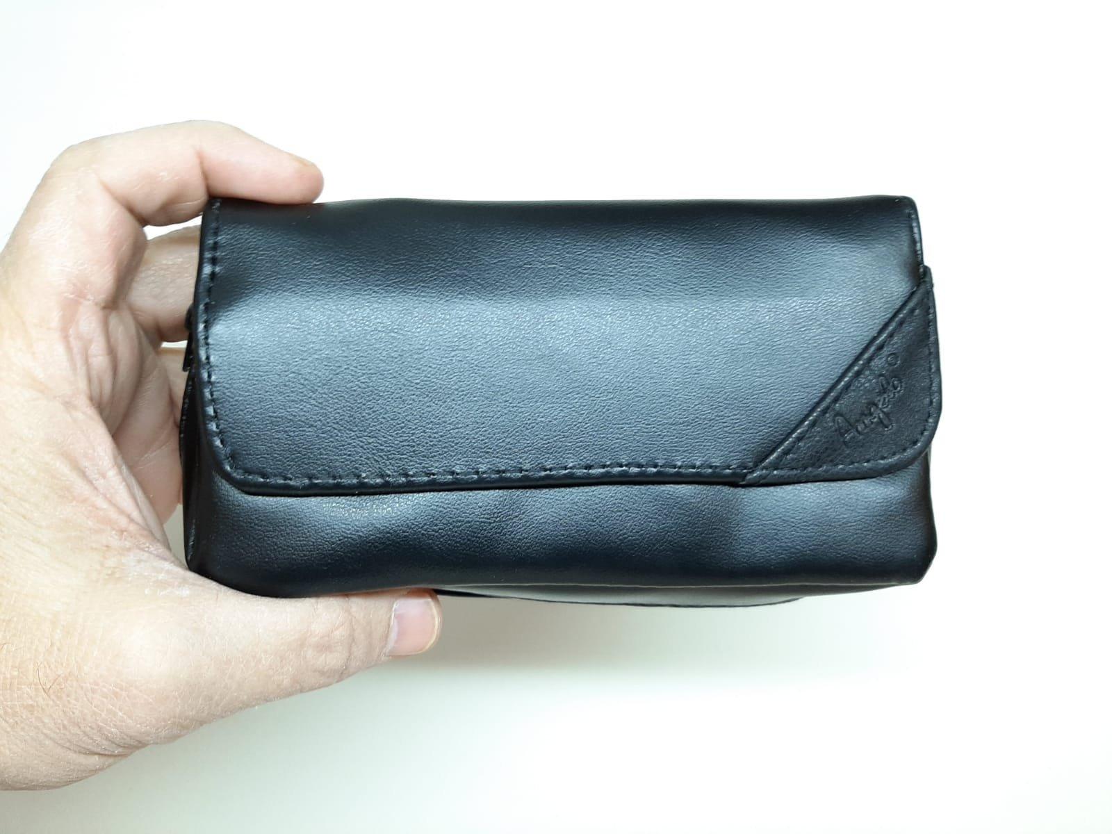 pip väska, väskor till pipor , pipa tillbehör , piptobak. av Angelo