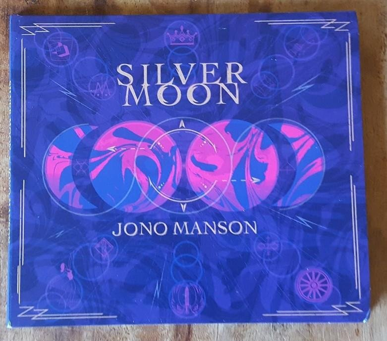 Jono Manson / Silver Moon / Digipack CD