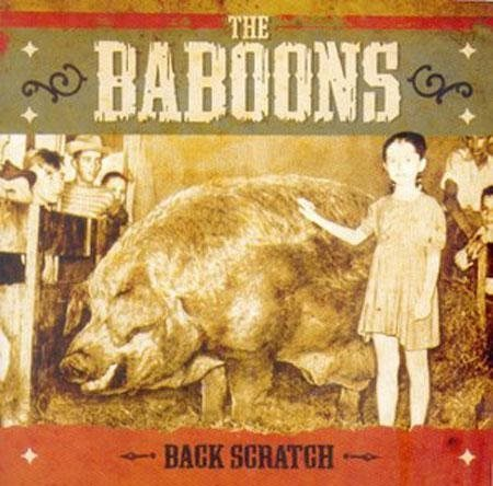 Baboons, The - Back Scratch - CD