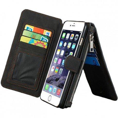 Multiplånbok 14 kort iPhone 6 Plus Fä.. (269750384) ᐈ CaseOnline på ... 28e08a166c9f5