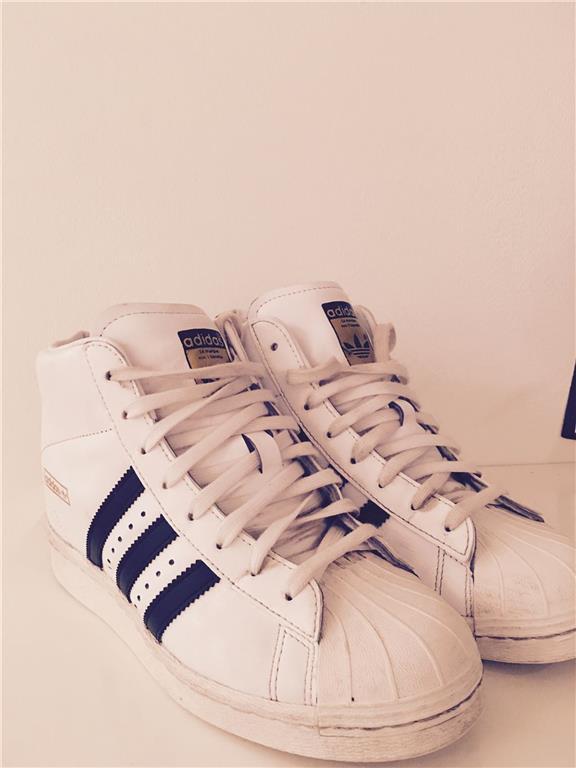 Adidas Superstar Höga