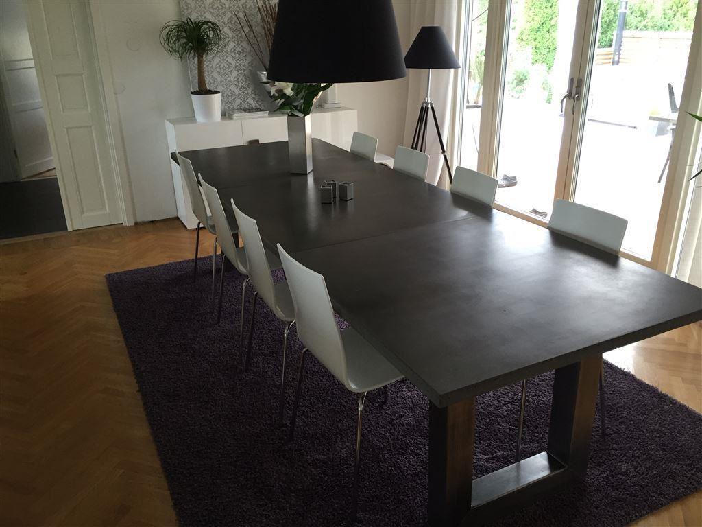 Matbord För 10 Personer : Matbord handgjort dansk design på tradera köksmöbler