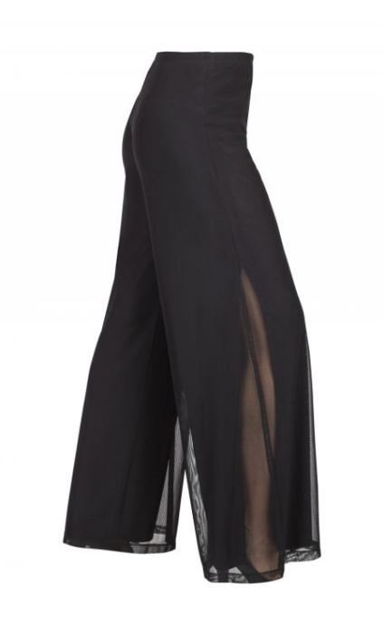 dambyxor med långa ben
