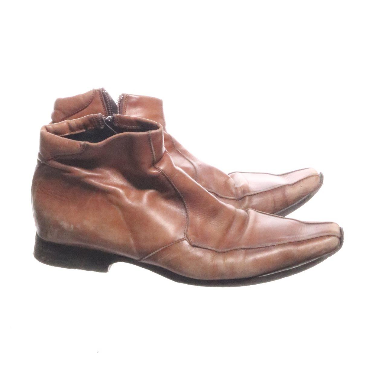 691744591da Parisienne, Boots, Strl: 36 1/2, Brun (334114117) ᐈ Sellpy på Tradera
