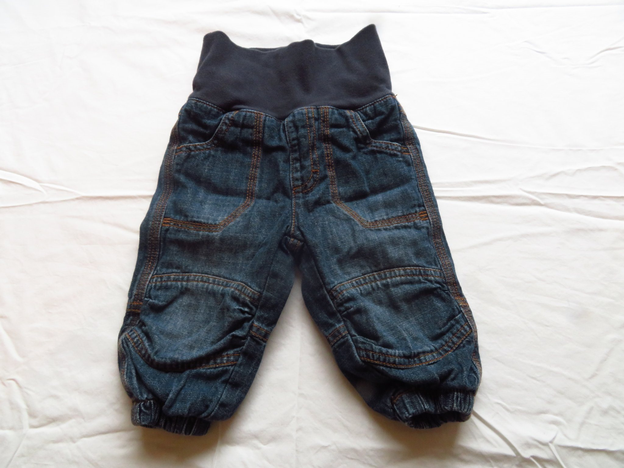 Fodrade jeans strl 68 fr kappahl kaxs . Blå tjo.. (340063465) ᐈ Köp ... c01321fb71911