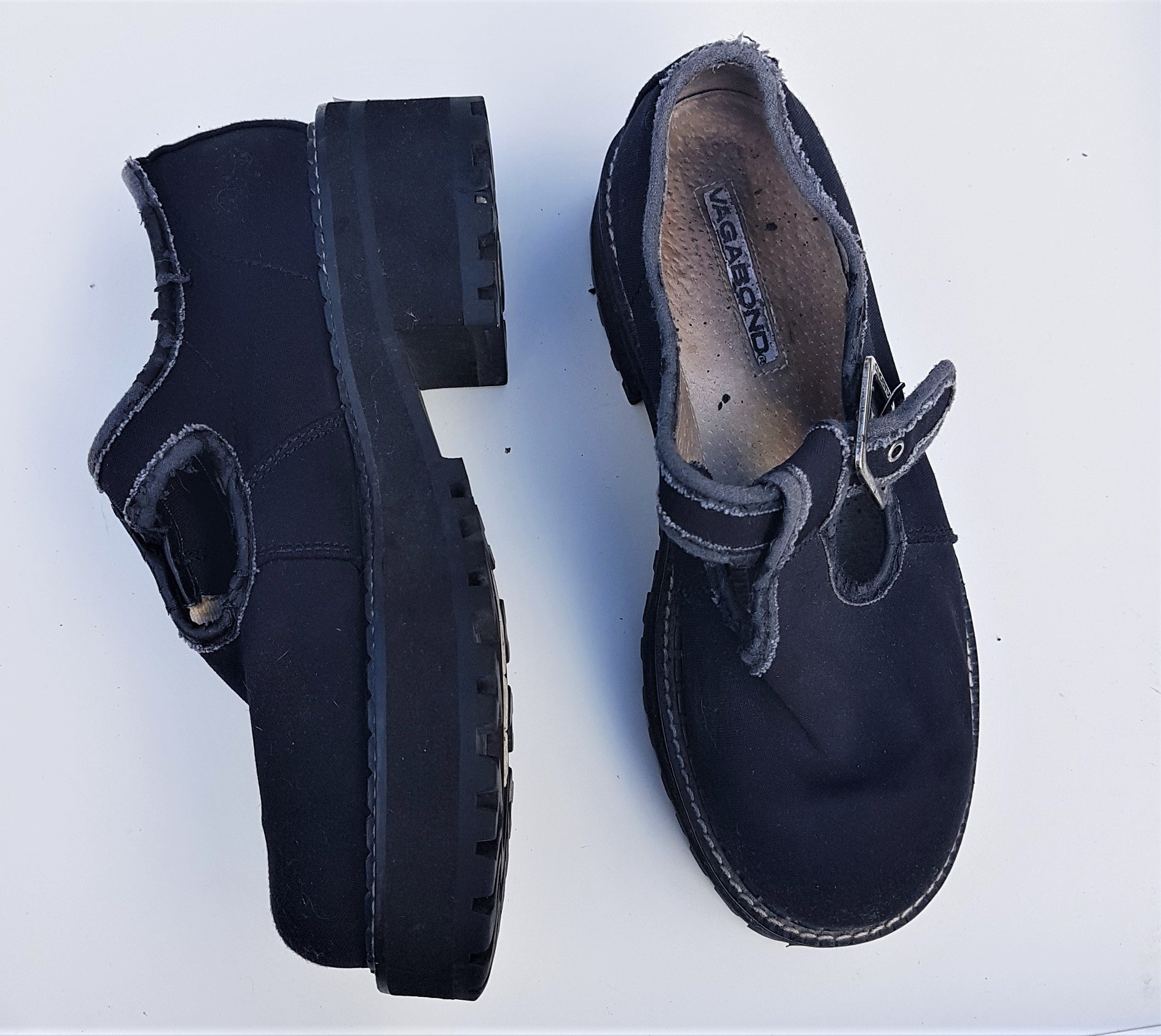 Retro vagabond skor, storlek 38