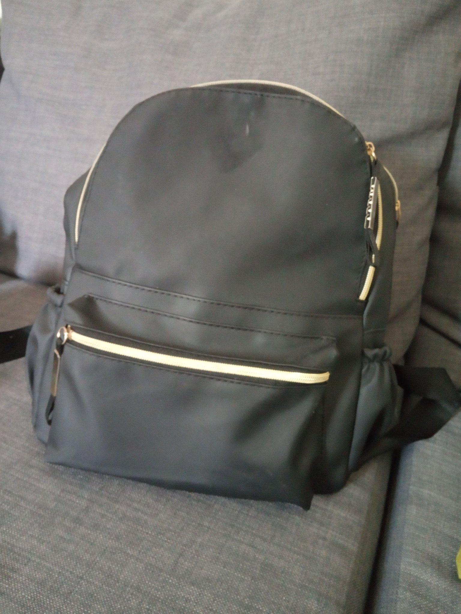 Snygg svart ryggsäck (391157465) ᐈ Köp på Tradera