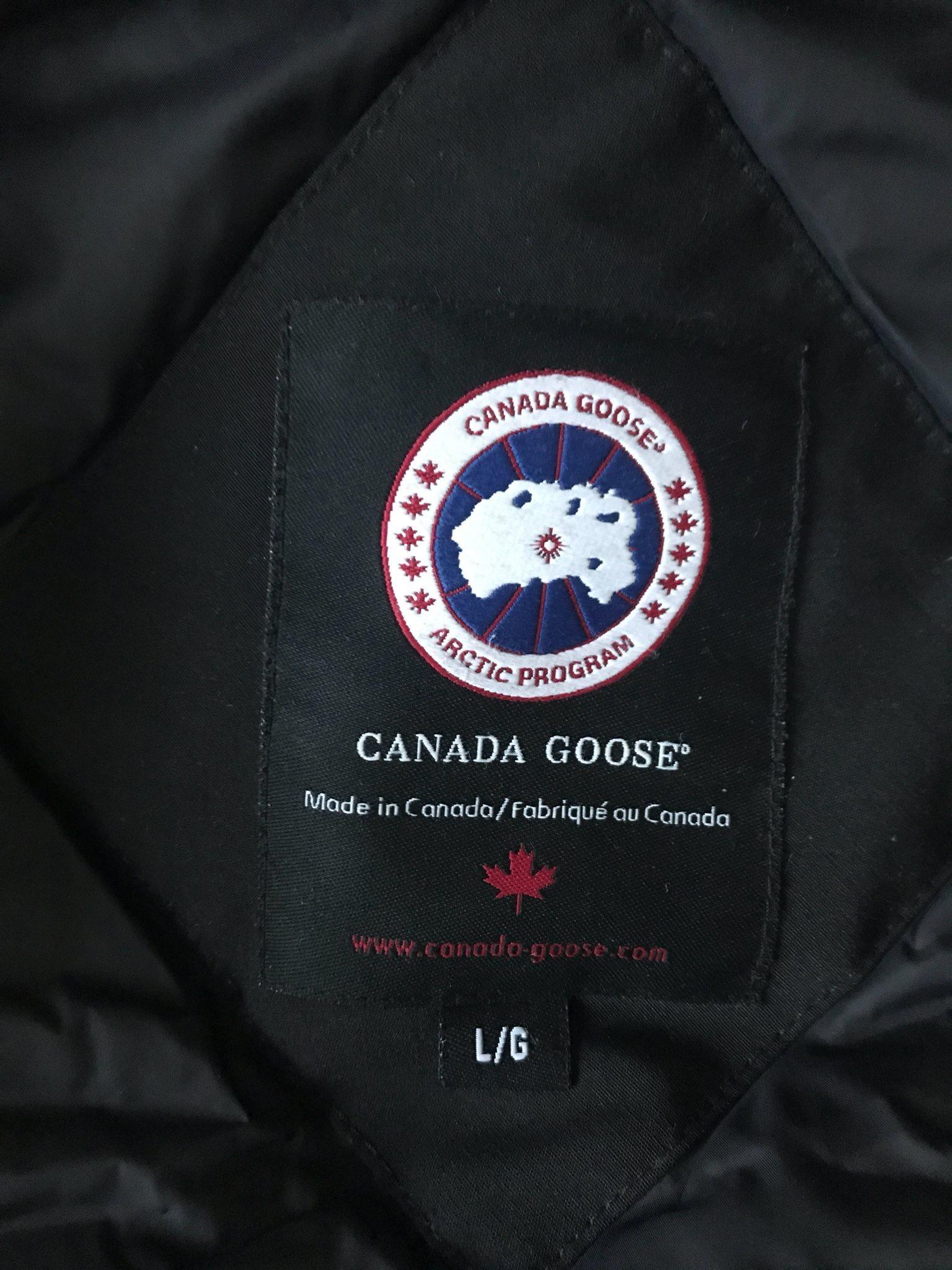 Canada Goose Lång Modell