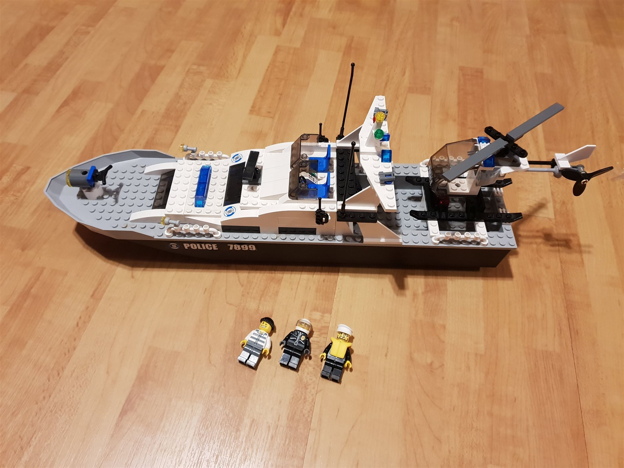 LEGO City 7899