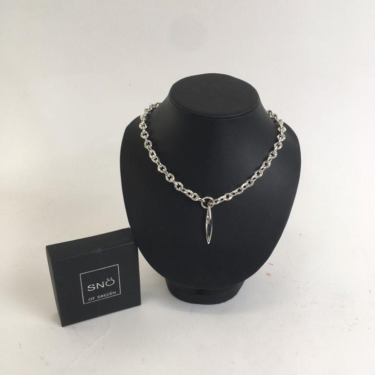 snö of sweden halsband silver