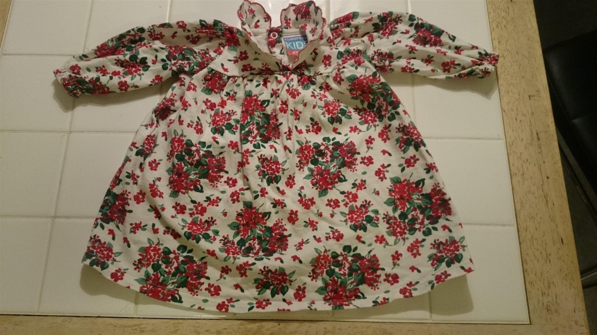 5446a2c0bf94 Ny fin klänning från LINDEX i stl 68 (347491059) ᐈ Köp på Tradera