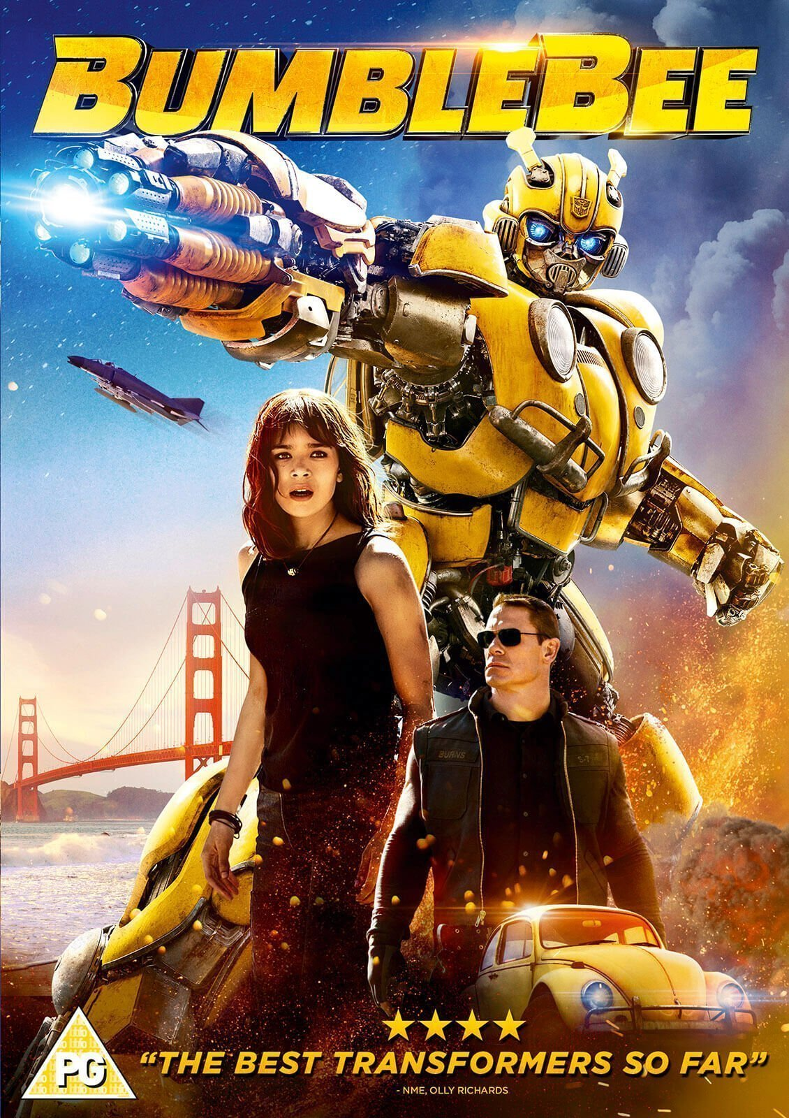 Bumblebee - DVD Import UK med Svensk text
