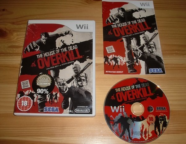 Wii: House of the Dead Overkill
