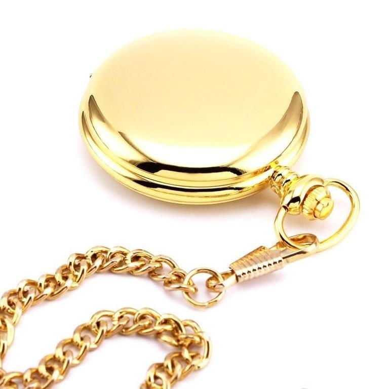 halsband med klocka