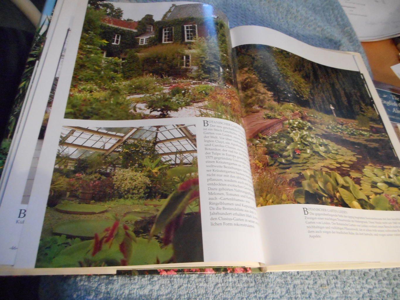 Botanische Gärten Gärten Gärten bfa011