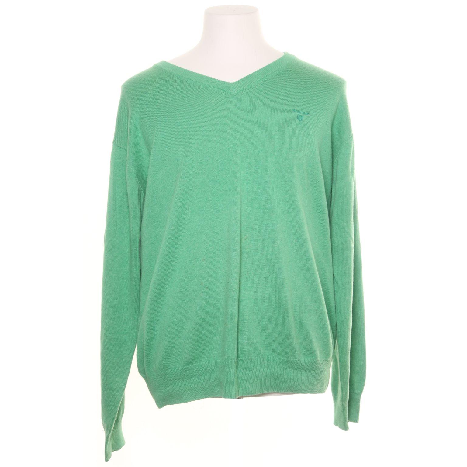 grön gant tröja