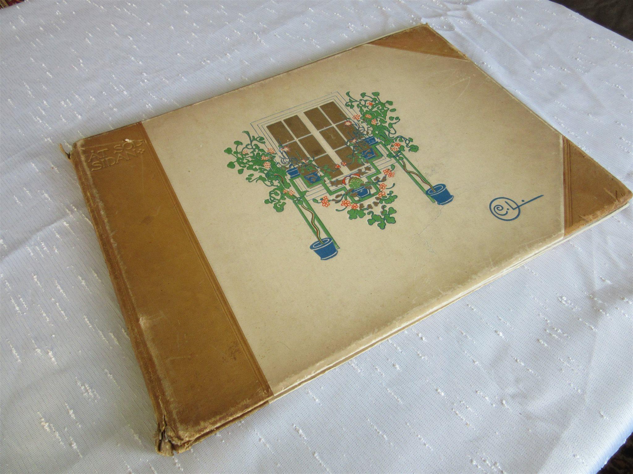 Åt solsidan Carl Larsson  32 målningar 1910