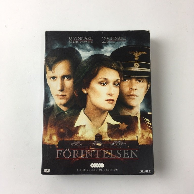 Förintelsen, Film, DVD, Action