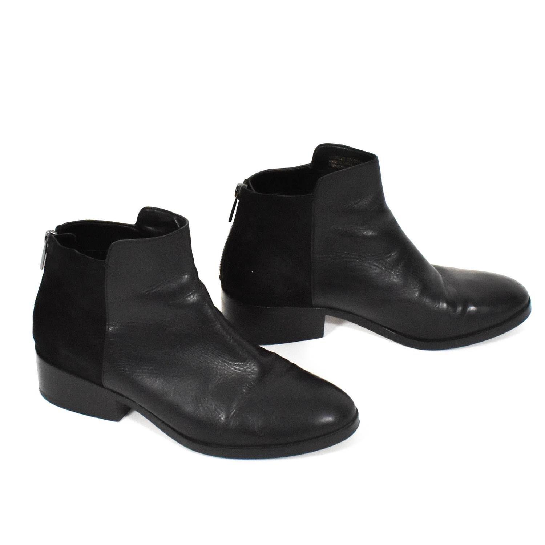 Svarta boots med klack från Cole Haan, strl 39