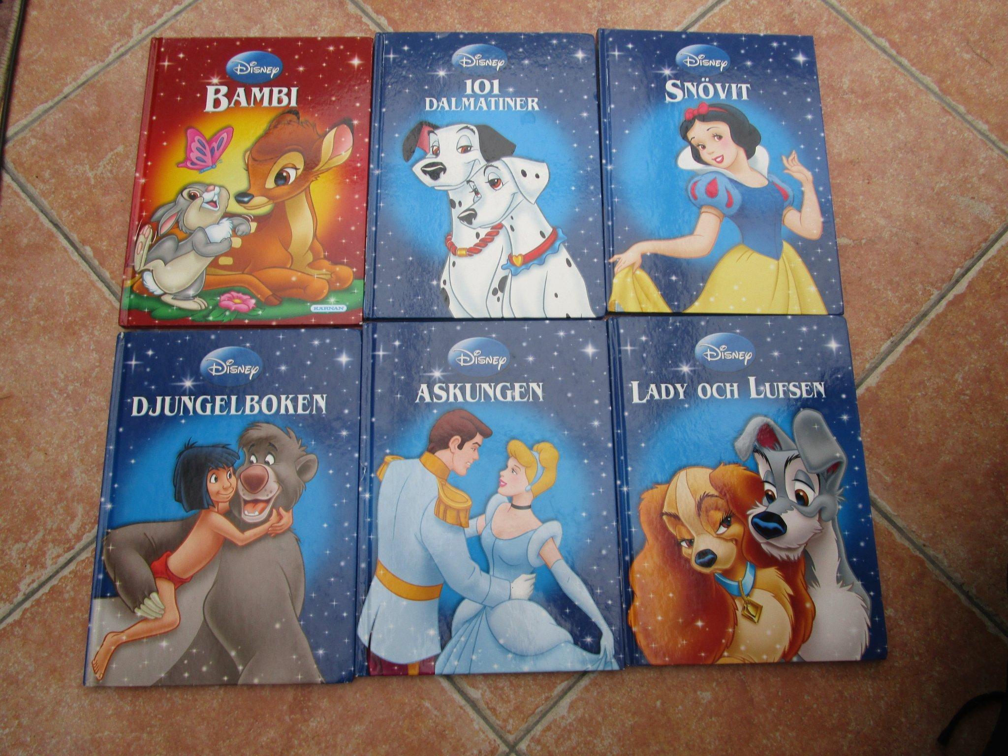 Sex böcker