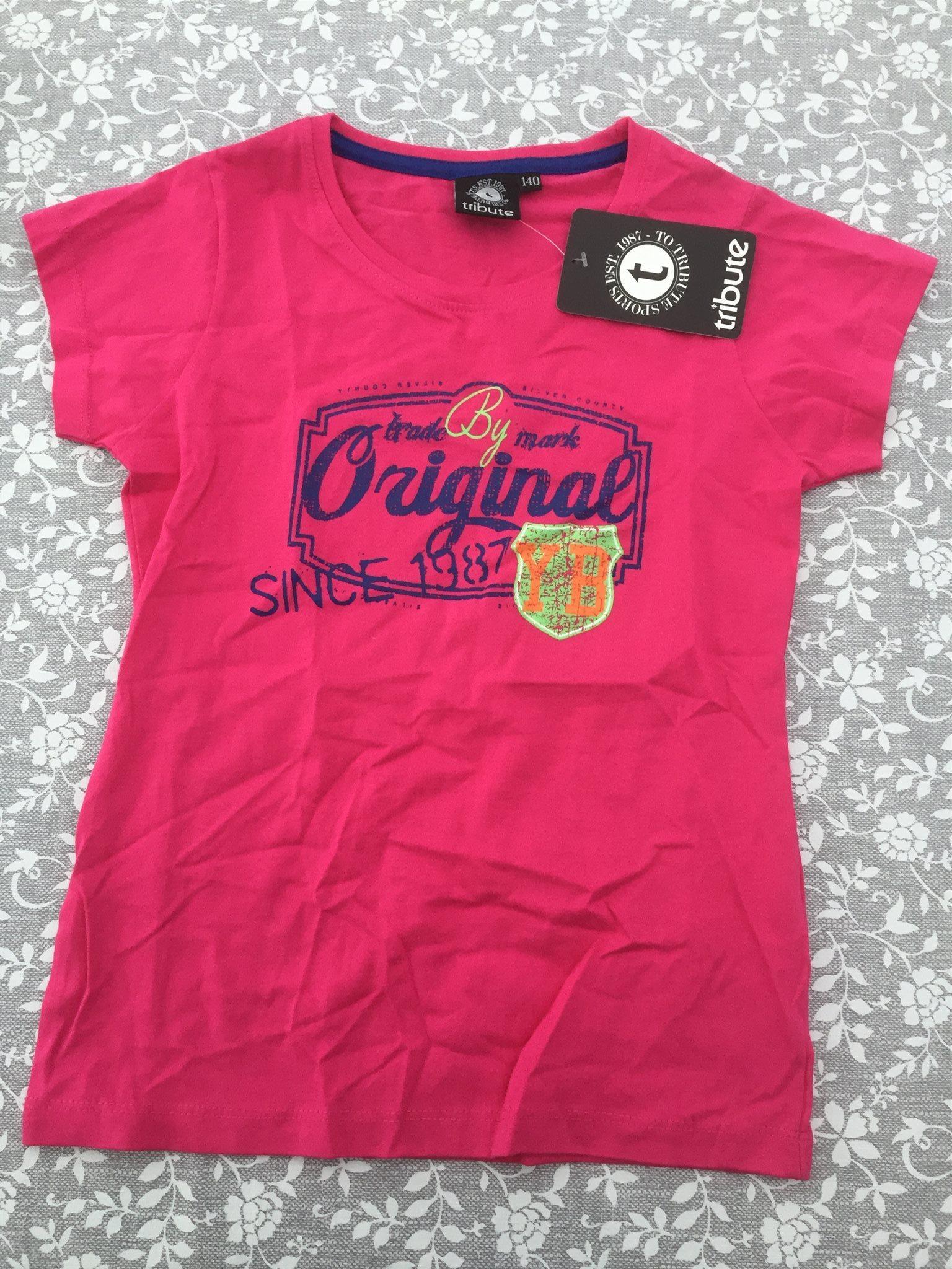 NY med tagsen kvar! Rosa T-shirt Stadium Snyggt.. (332907599) ᐈ Köp ... 4491d1d1c5