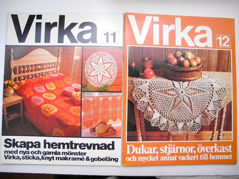VIRKA 11 + VIRKA 12 Virkalbum