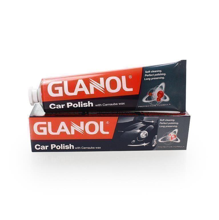 GLANOL® Car Polish med Karnaubavax 150 ml
