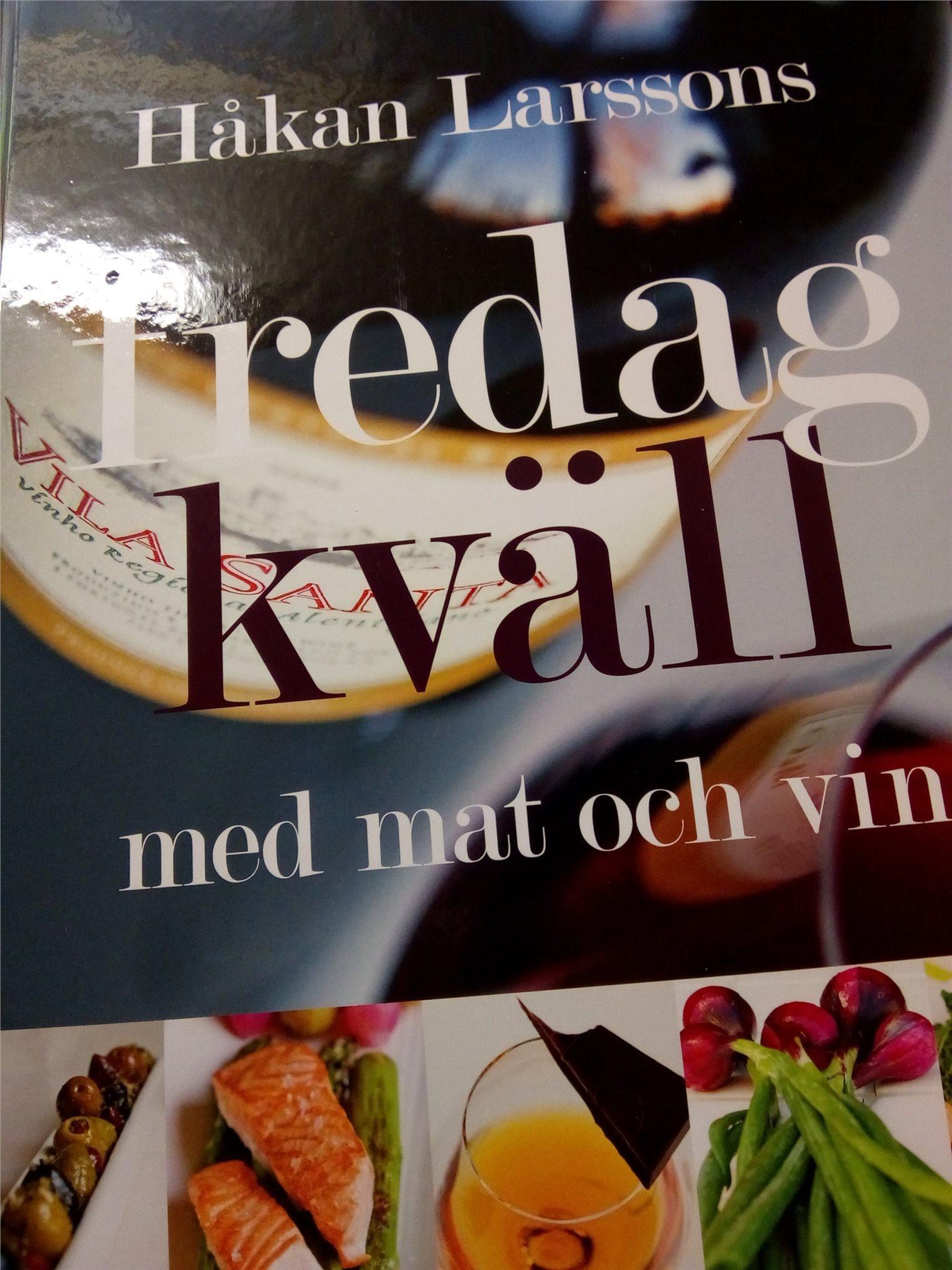håkan larsson vin och mat