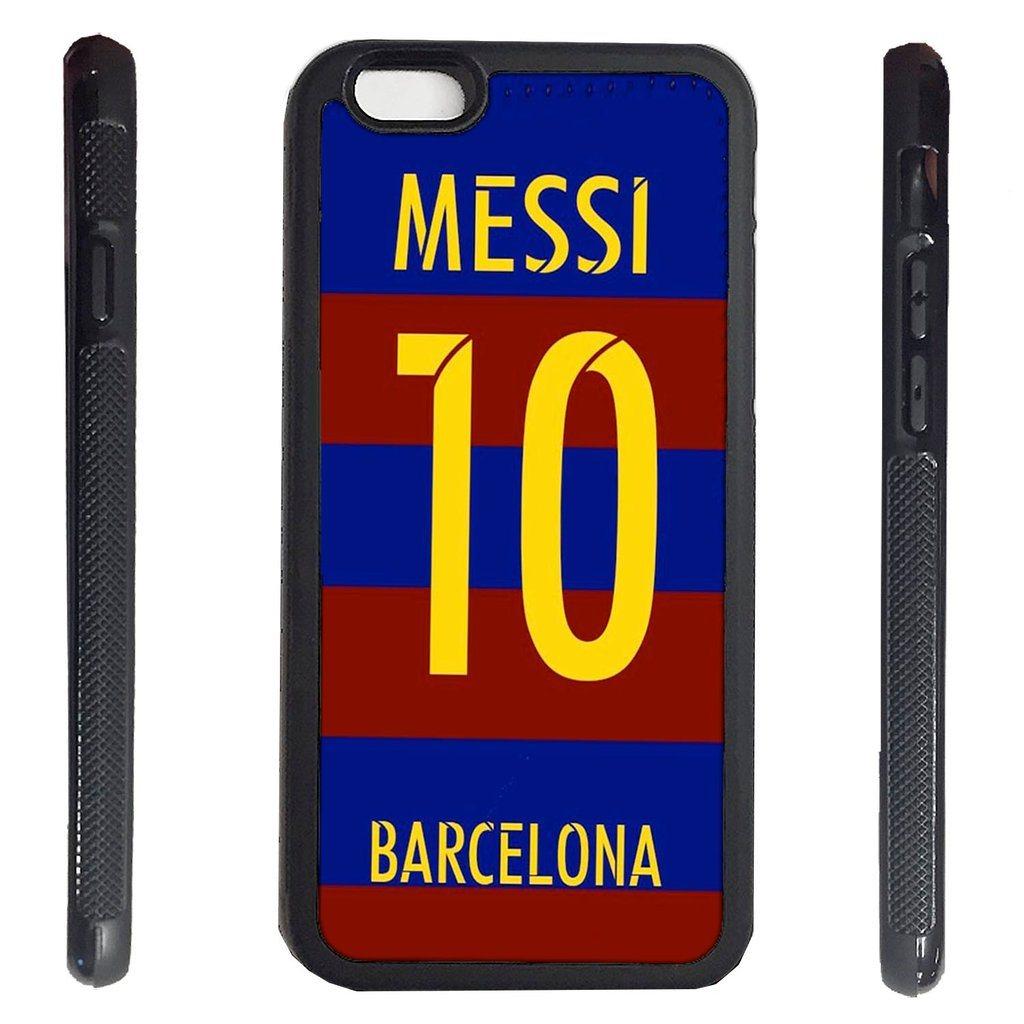 iPhone 6 6s skal med Messi tröja desig.. (267472167) ᐈ CreamTees på ... 18666a40853f8