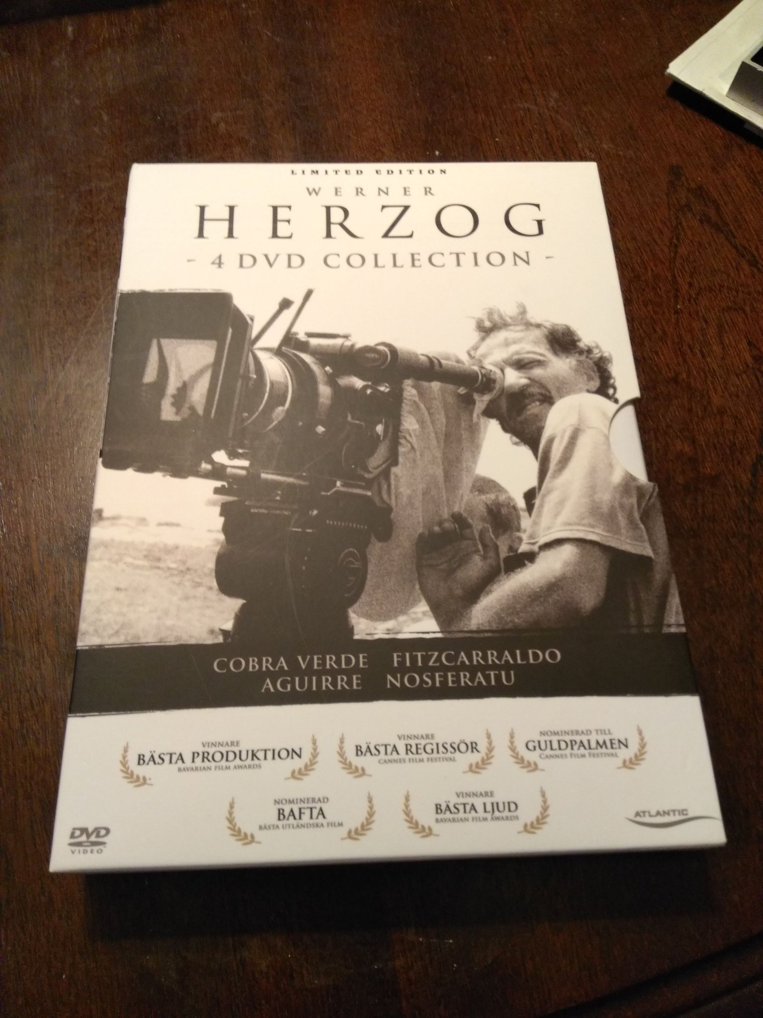 Herzog - 4 DVD Collection