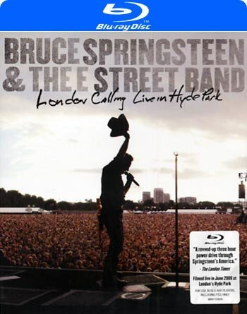 Bruce Springsteen-London calling - Live 2009 (Blu-ray)Ny inplastad