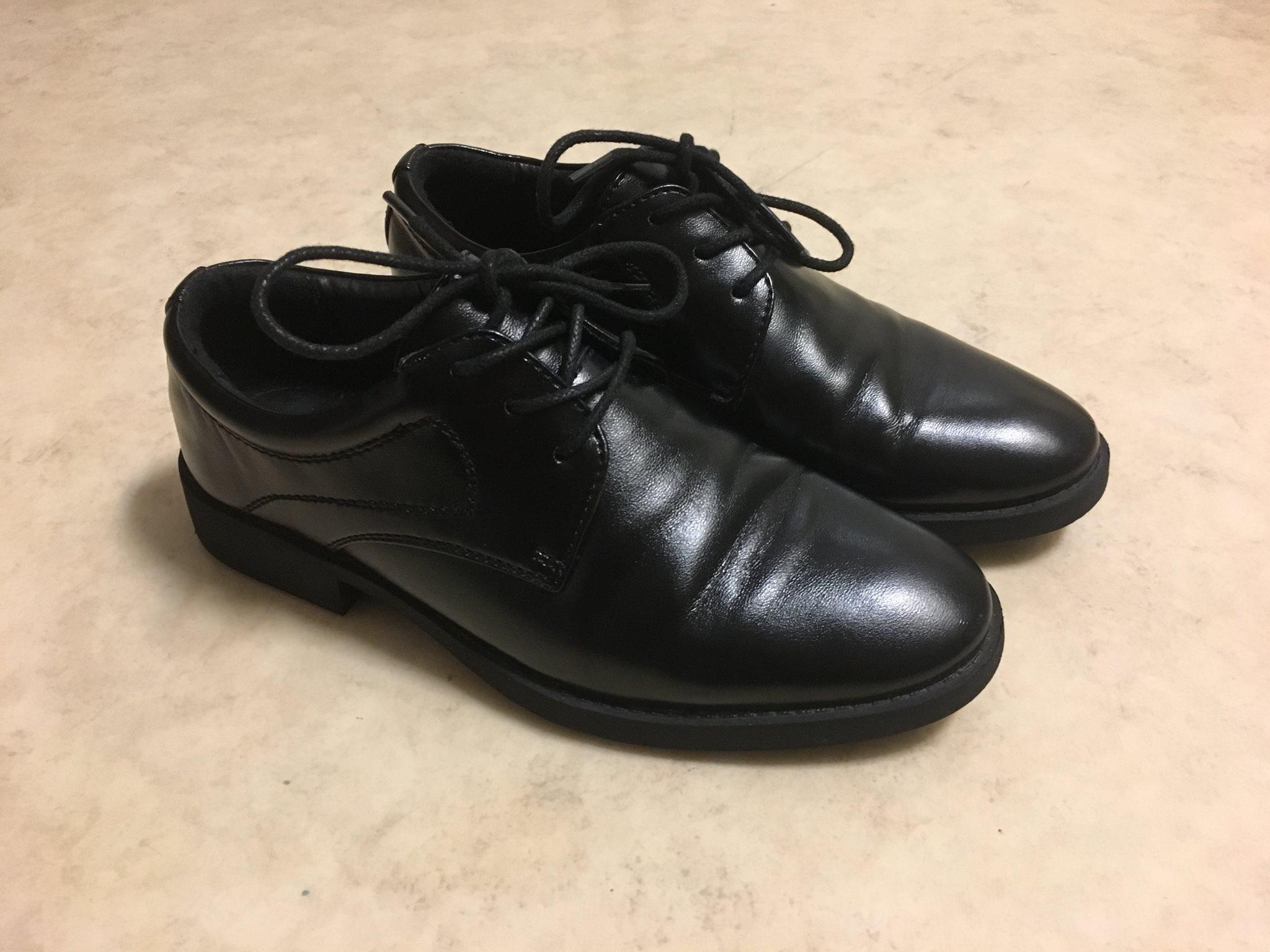 svarta skor bröllop