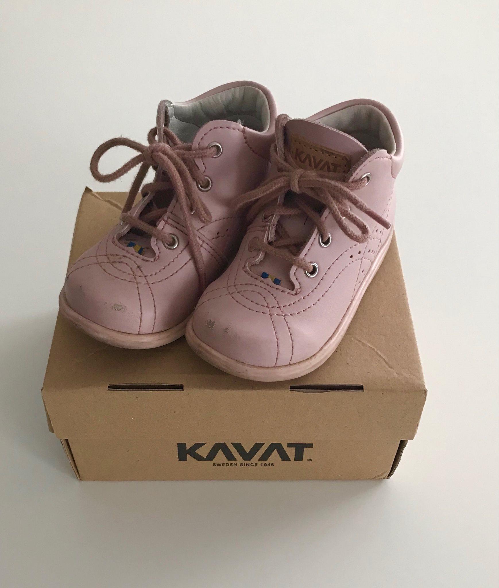 Kavat Edsbro XC strl. 22 lära-gå skor sneakers (329312071) ᐈ Köp på ... 610824e20e73c