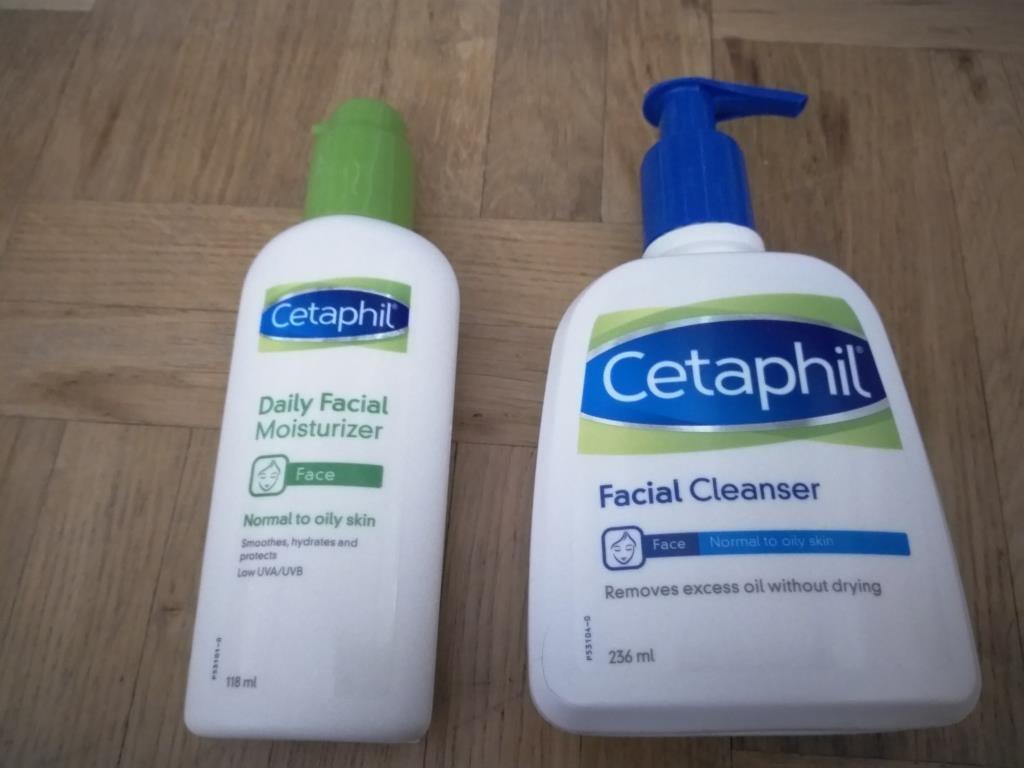 Cetaphil Daily Facial Moisturizer Och 311001873 Kp Cleanser