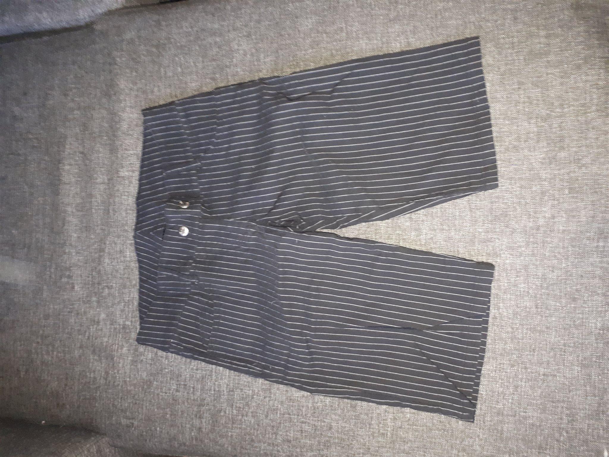 Lip service shorts, randiga, svarta, stl. S